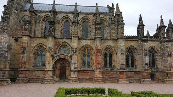 Roslin, UK: Rosslyn chapel