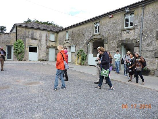 Thomastown, Irland: Courtyard of Jerpoint