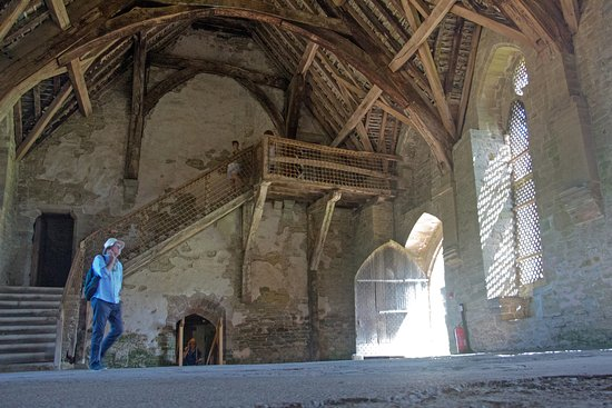 Ludlow, UK: The great hall