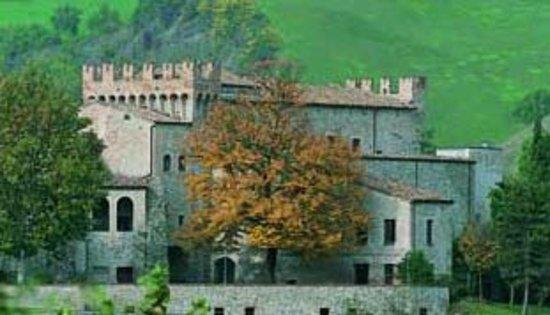 Piandimeleto, Italia: Castello dei Conti Oliva