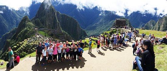 Machu Picchu Andes Tours
