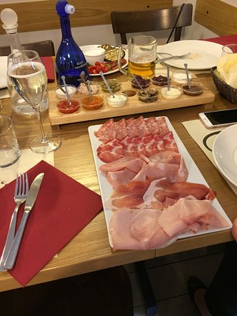 Cinisello Balsamo, Italie : I nostri menù