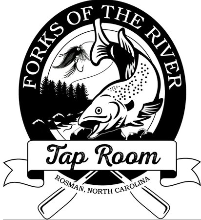 Rosman, Carolina del Norte: Forks of the River Taproom