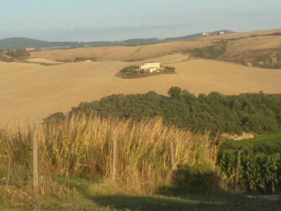 Agriturismo Saltafabbro : Il paesaggio a Saltafabbro