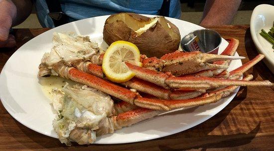Lakeville, MN: Drunkin' Crab Legs