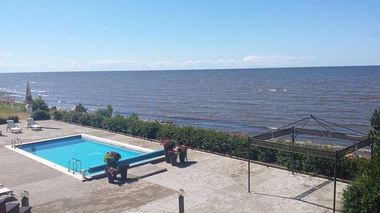 Kabli, Estônia: Zdjęcie z pokoju, basen