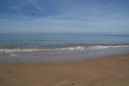La Faute sur Mer, Франция: plage des Belugas
