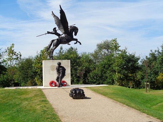 Lichfield, UK : Parachute regiment.