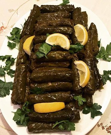 Niles, OH: GrapeLeaves