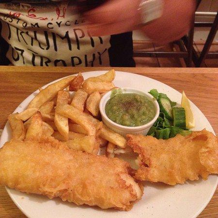 The riverside fish bar restaurant stamford restaurant for Fish restaurant stamford