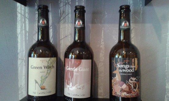 Birrificio Artigianale Foglie d'Erba: birre in vendita
