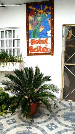 Hotel Beltran : Vitral HB