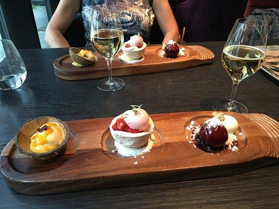 Trondheim Municipality, Norwegia: Grand dessert