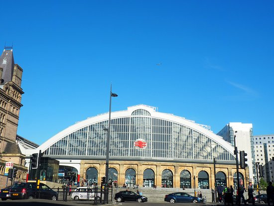 Lime Street Railway Station