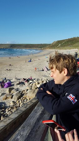 Sennen Cove, UK: 20150824_181238_large.jpg