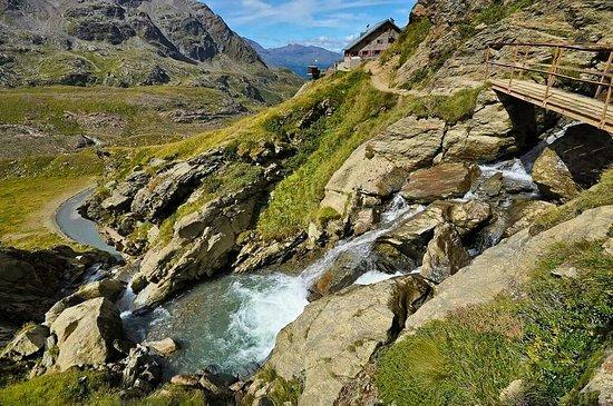 Sentiero Glaciologico Valfurva
