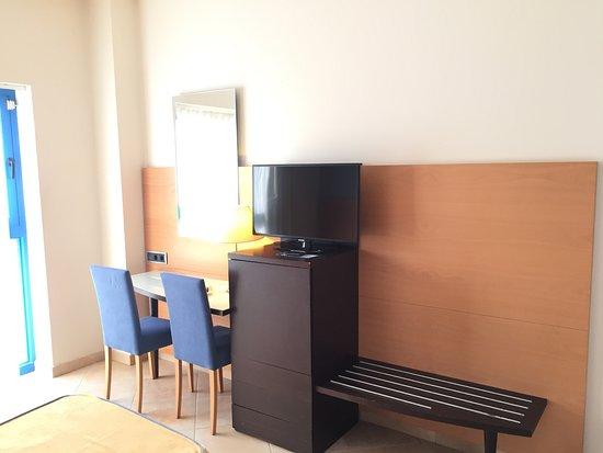Hotel Rober Palas: habitación