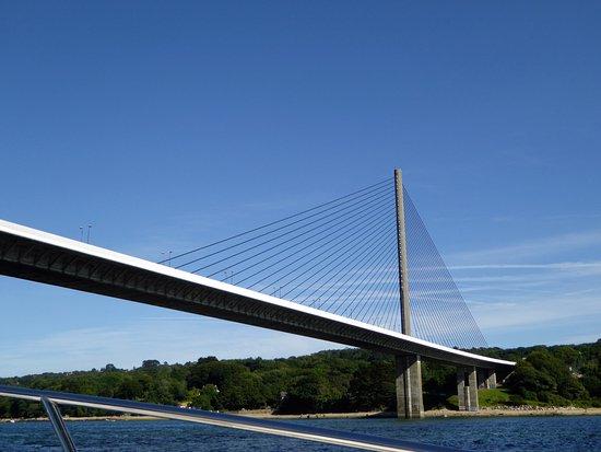 Plougastel Daoulas, France: pont de l'iroise