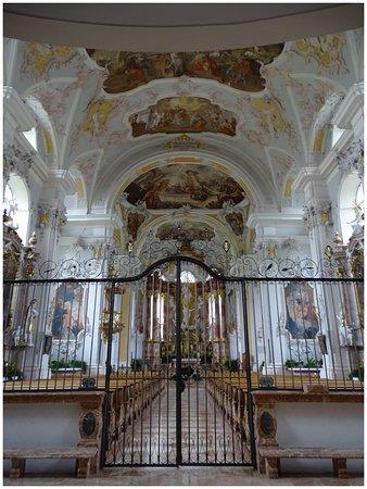 Stans, Áustria: interno