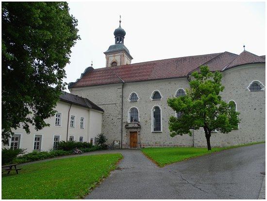 Stans, Áustria: Esterno