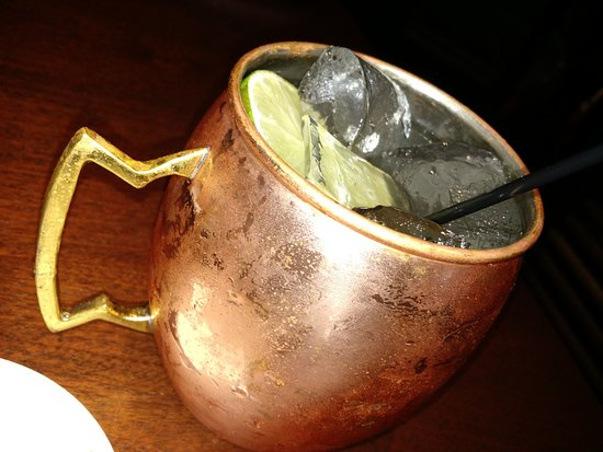 Bridgewater, NJ: Moscow Mule Cocktail