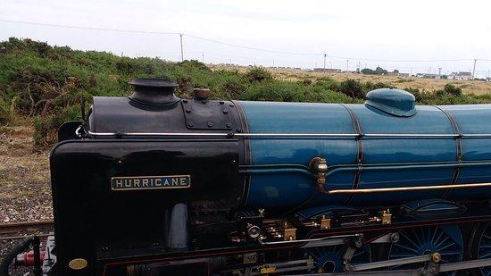 Littlestone-on-Sea, UK: Little Engine