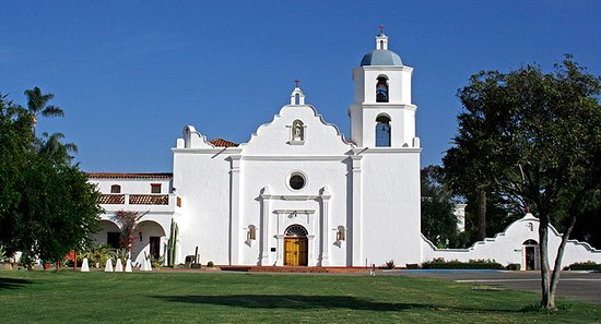 Mission San Luis Rey, Oceanside CA