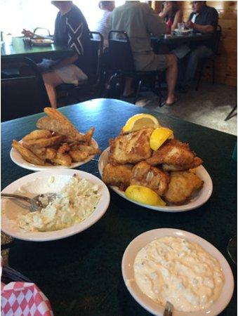 Hayward, WI: Fish Fry