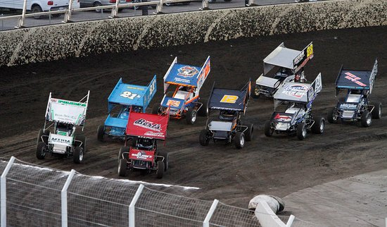 Brandon, Dakota del Sur: Sprint Car Featured Race
