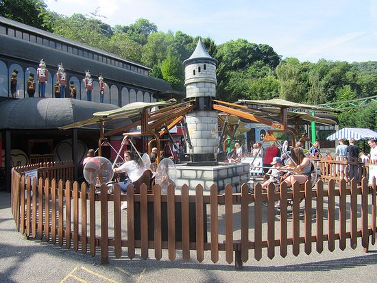 Matlock Bath, UK: Great ride