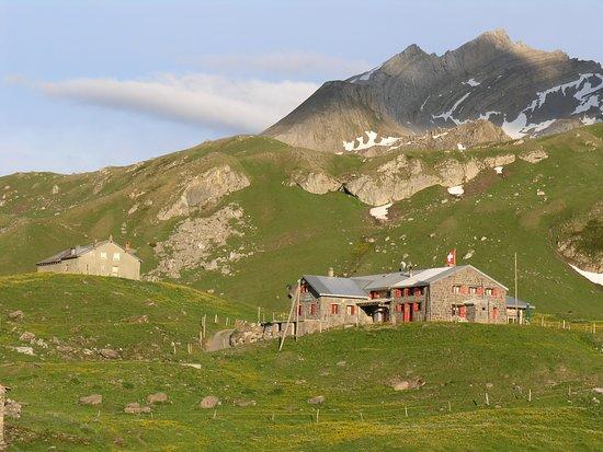 Gryon, Suisse : Le Refuge Giacomini