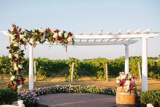 Hammonton, NJ: pergola
