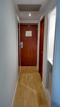 Eingang.