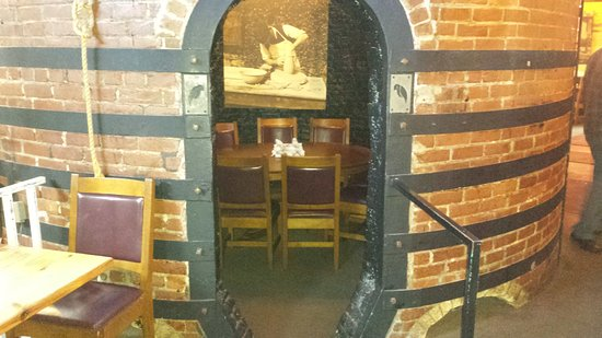 The Rookwood Kiln Dining Room