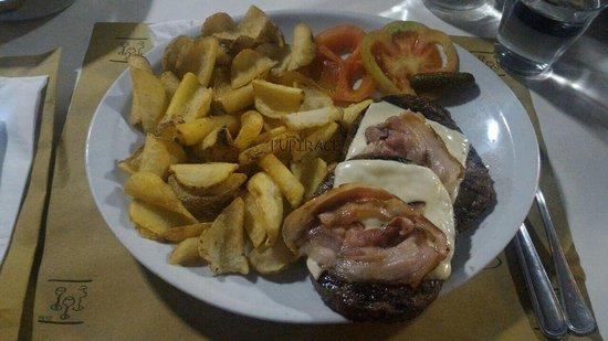 Foto Hamburger Brunos Di Pizzeria Birreria Steakhouse Bruno's D2IYE9HW