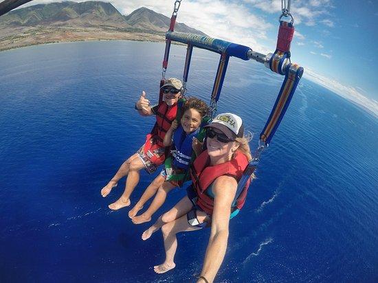 Ka'anapali, Hawái: What an awesome view!!