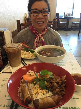 Belgrade, MT: Near the Bozeman Int Airport and a great place for a pit stop for Pho.