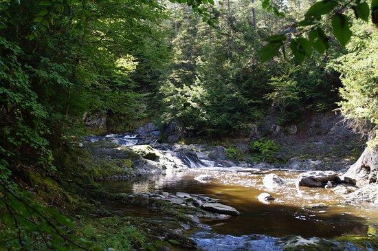 Saint Georges, Canada : deuxième chute