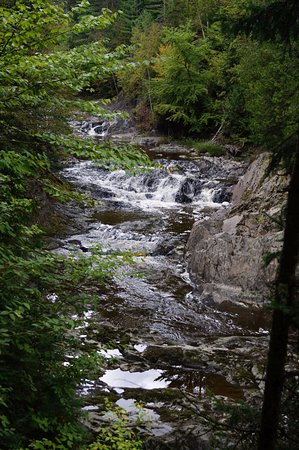 Saint Georges, Canada : Cinquième chute
