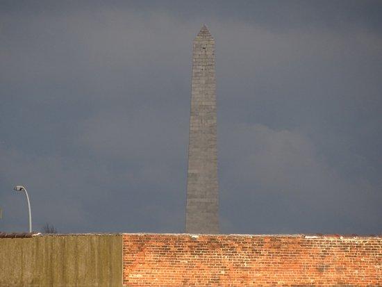 Somerville, MA: Bunker Hill monument