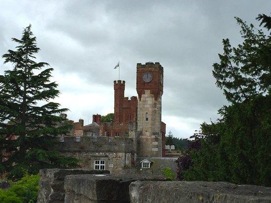 Ruthin, UK: Ruthin Castle Hotel