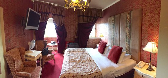 Ruthin, UK: Deluxe room
