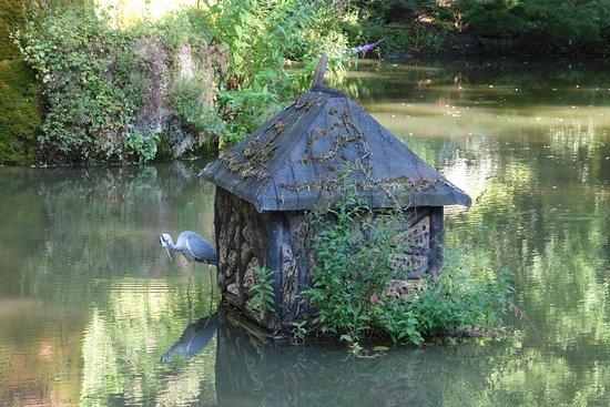 Jardin vauban vauban garden rijsel frankrijk for Jardin vauban lille