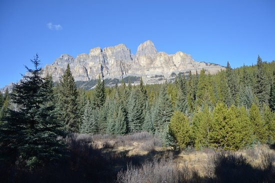 Dettagli webcam Banff National Park Monte
