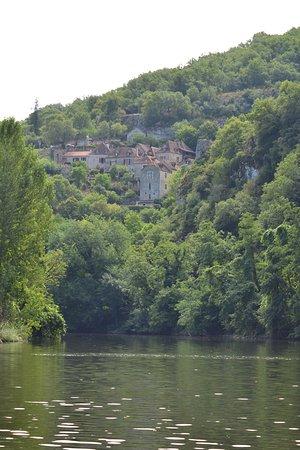 Bouzies, Francia: Au fil du Lot