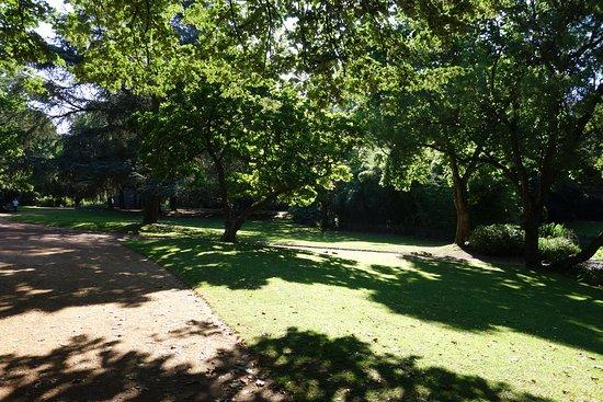 Jardin vauban vauban garden lille frankrike omd men for Jardin vauban lille
