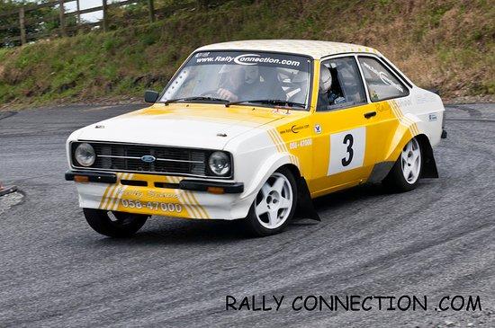 Dungarvan, Irlanda: Drive a powerful Mk2 Escort at Rallyconnection