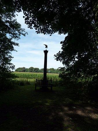 Burton Agnes, UK: The Woodland Walk