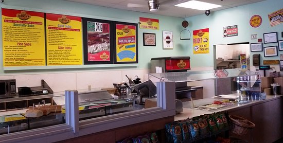 Sand City, CA: Welcome to Jerseys Original Subs