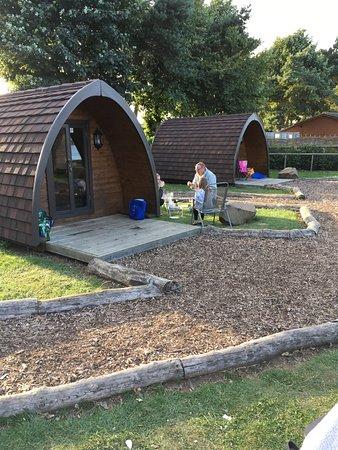 Driffield, UK: Beautiful lakeside retreat